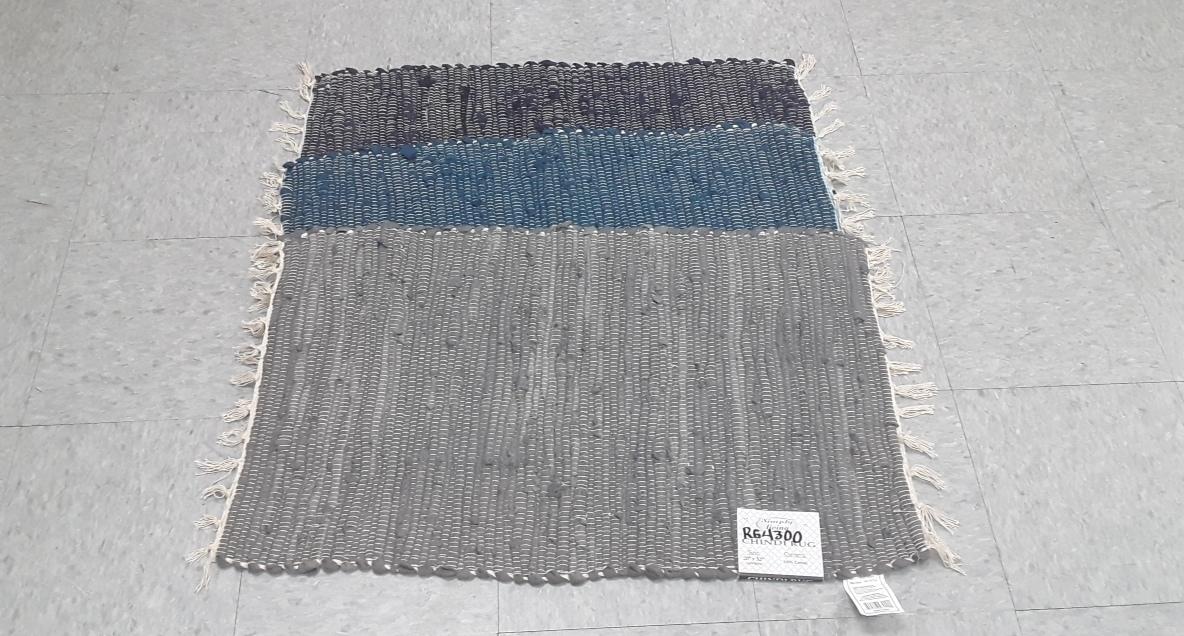 Cotton Chindi Rug 20x32