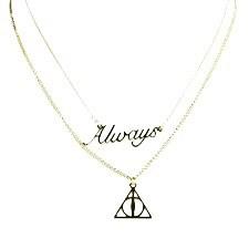 Harry Potter 2PK Necklace Set