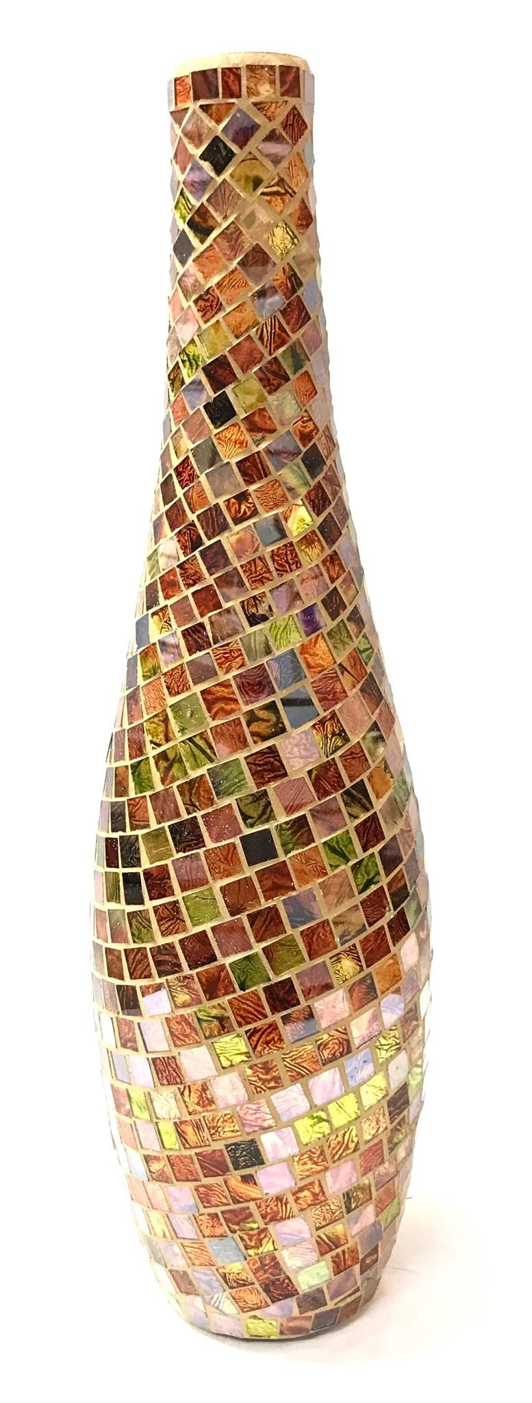 Kaleidoscope Vase