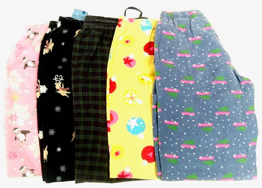 Adult Pajama Pants Irregs