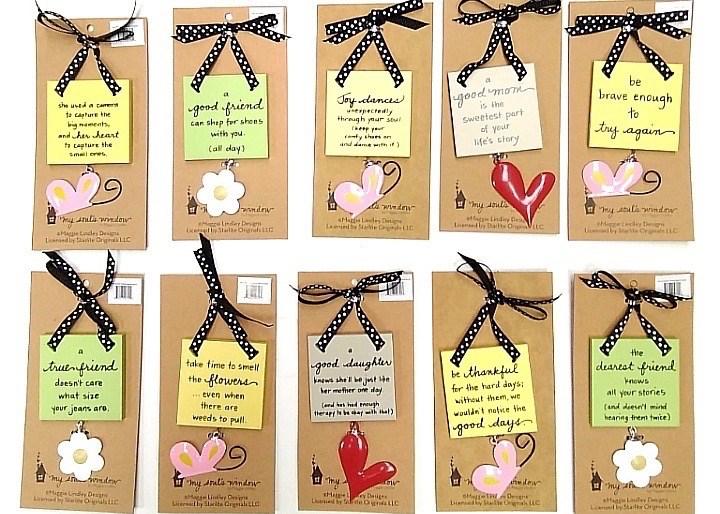 Assorted Hanging Mini Plaques
