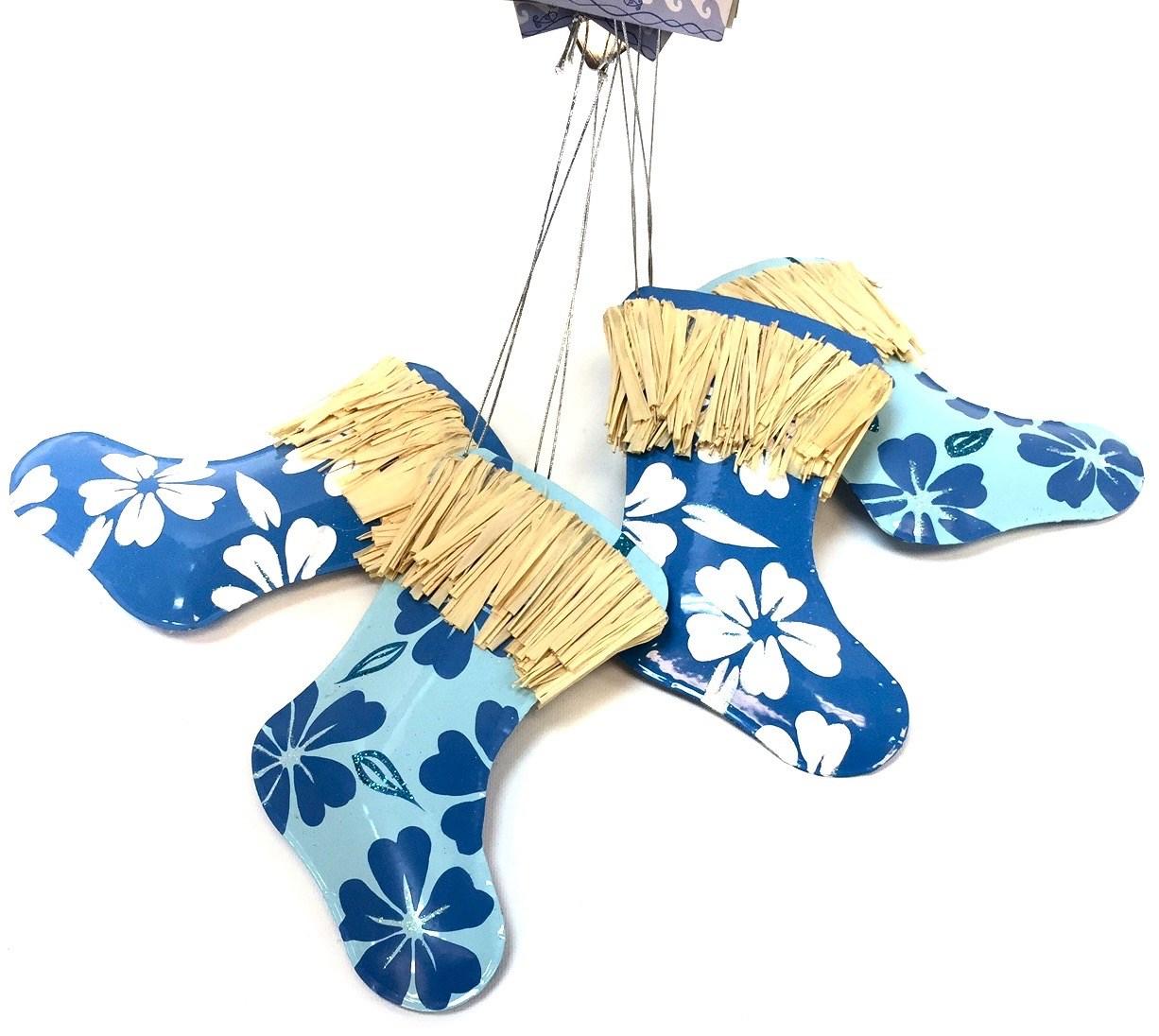 Blue Mania Collection - Sete/4 Grass Skirt