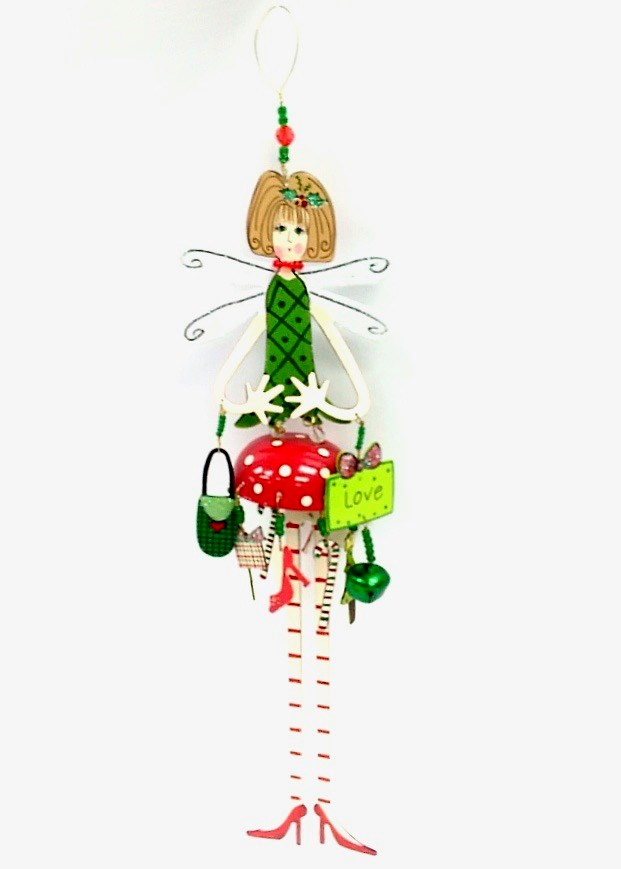 Cherished Memories Bella ornament - Fairy