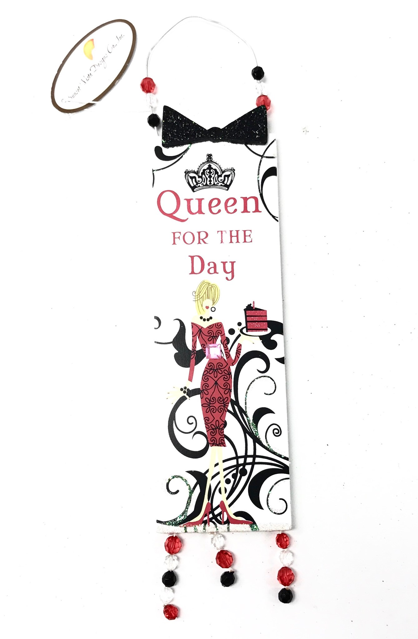 Sassy Statement Sign - Queen For The Day