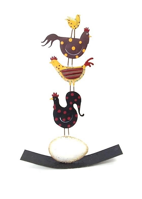 Rise & Shine Rocker Chicken