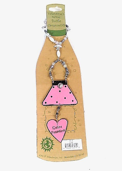 Blooming Valentine Bottle Charm