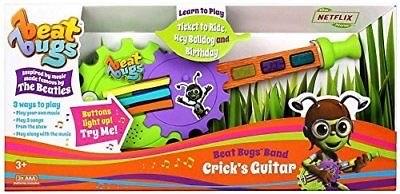 Beat Bugs Band Crick's Guitar