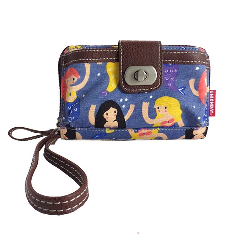 Wallet Blue Mermaids