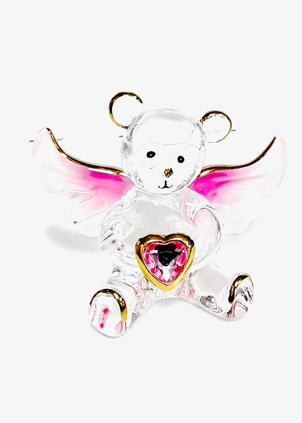 October Angel Bear