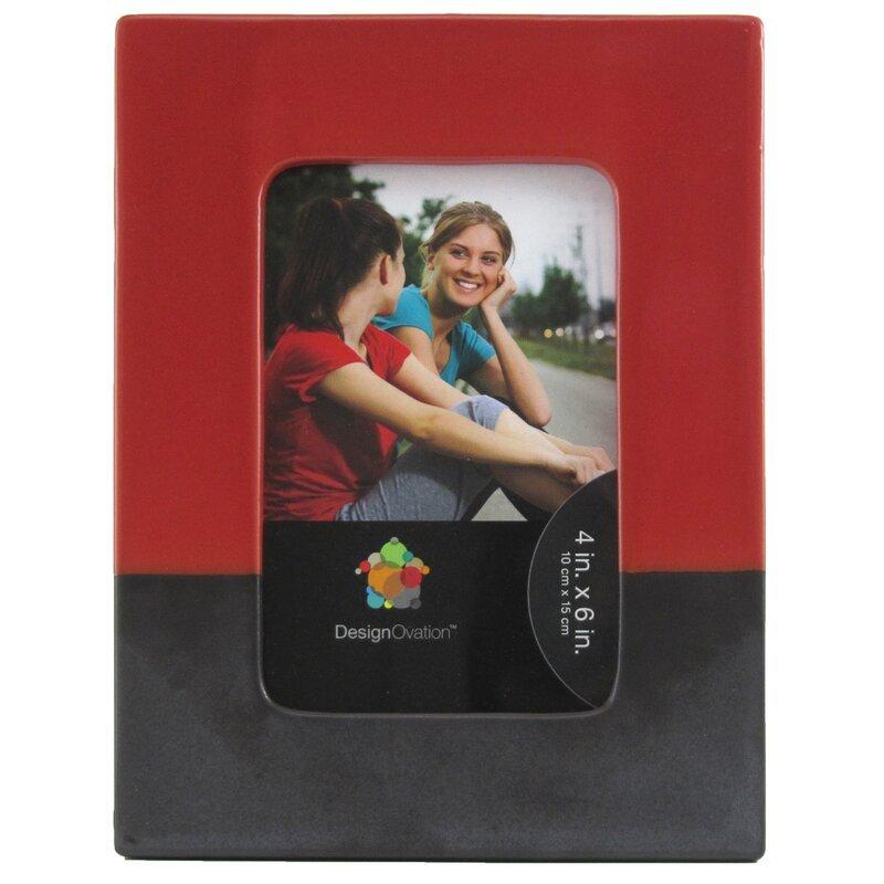 Edith 4x6 Dark Red