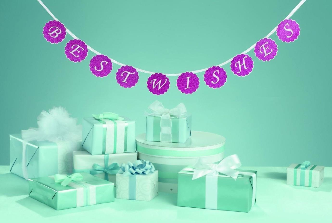 Best Wishes Garland