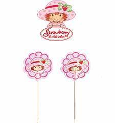Strawberry Shortcake Fun Pix