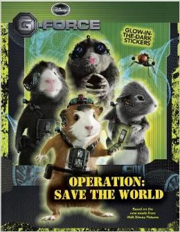 Disney Operation: Save The World