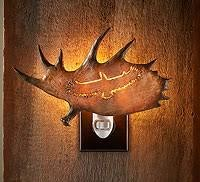 Eagle Antler Night Light