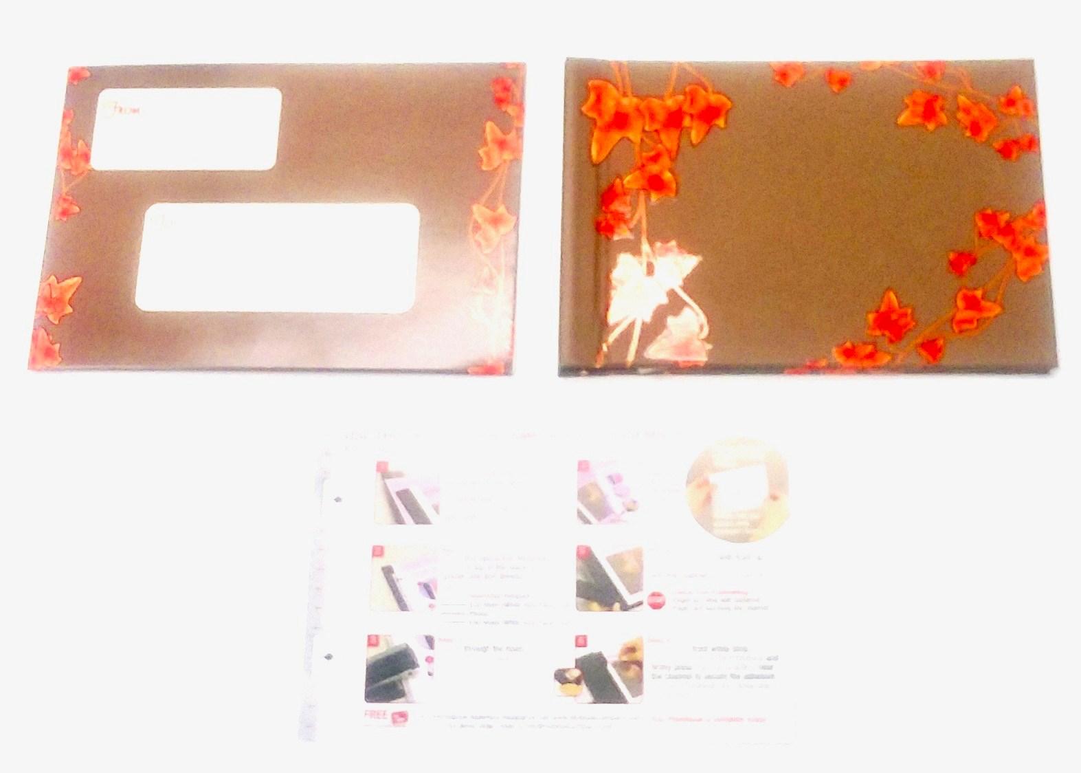Photobook Mailer - Harvest