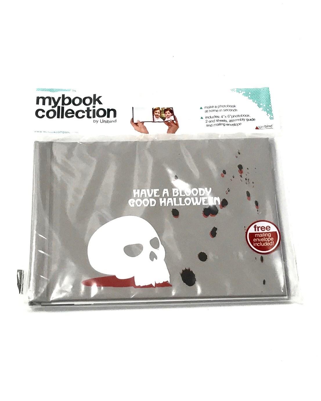 Photobook Mailer - Halloween Skull